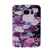 Painted phone case with blingbling diamond images