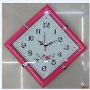 Plastic wall clock images