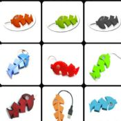Promotional Gifts Cute Fish USB Hub 4 Port images