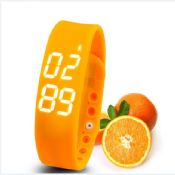 Silicone Healthy Smart Watch images