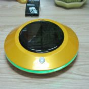 Solar Power Car Air Purifier images