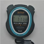 Sport handheld stopwatch with lanyard images