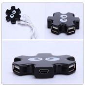 Star 2.0 USB Hub With 4 Port images
