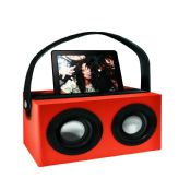 Tablet PC Holder Wireless Bluetooth Speaker images