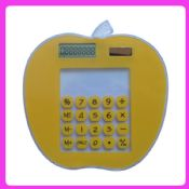 Touch the solar calculator images