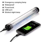 Waterproof Led Emergency Rechargeable Lanterns images