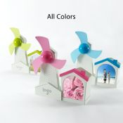 Windmill Mini USB Fan images