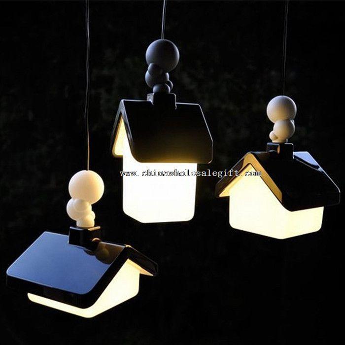 Plastic House Night Light Kids
