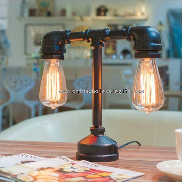 Table Lamp Loft Iron Lamp