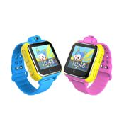 3G GPS kids smart watch with SOS call and camera images