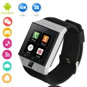 Android 4.0 GPS tracker Wifi smart watch images
