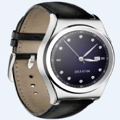 heart rate round IPS screen smartwatch images