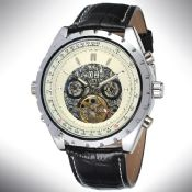 british style mechanical man watch images