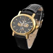 gold plated fashion love watches images