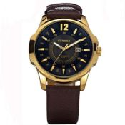 Gold Plated Sport Watch images