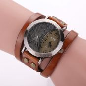 leather bracelet watch images