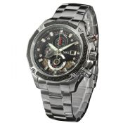 men stainless steel watch images