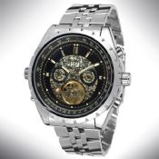 Mens punk skull watch images
