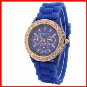 silicone geneva watches images