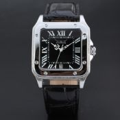 stainless steel back water resistant automatic watch images
