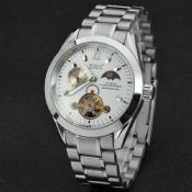 stainless steel men watch images