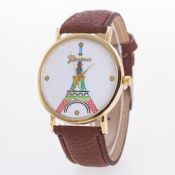 Classic Eiffel Tower PU Watch images