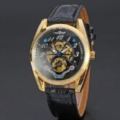 hollow skeleton arabic numerals watch images