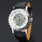 Leather Mechanical Watch images