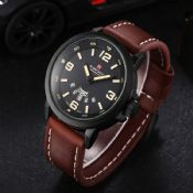 leather strap vintage watches for men images