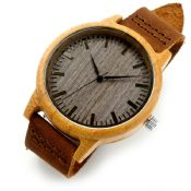men wood case watch images