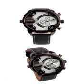 Military Wristwatch watch with Double Move images