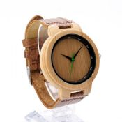 quartz wood watch images