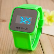 Silicone LED Watch images