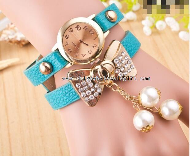bracelet pearl watch