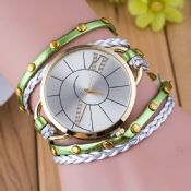 Big Dial Thin Strap bracelet watch images