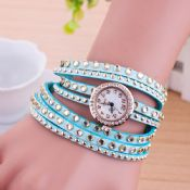 fashion ladies crystal bracelet watch images