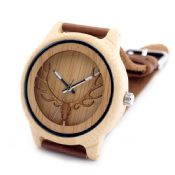 Fashion luxury wooden watch images