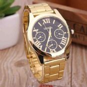 gold wrist watch for men images