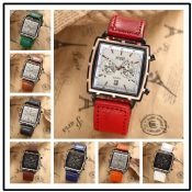 Square men Bracelet Watch images