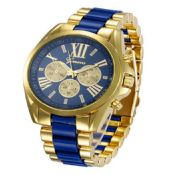 Stainless Steel Band Luxury Quartz wristwatch images