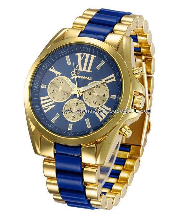 Stainless Steel Band Luxury Quartz wristwatch