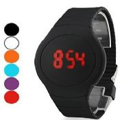 colorful silicone watch images