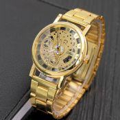 Gold Dial Mens Watches images