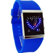silicone touch screen led watch images