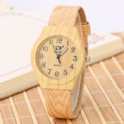 Wood Wrist Mens Watch images