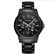Full Steel Strap Mens Military Army Watches images