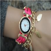 Leaves Gold Wristwatch images