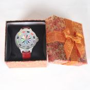 Colorful Paper Watch Box images