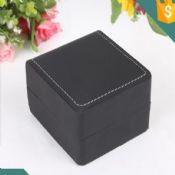 leather watch storage box images