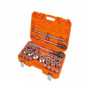 26 pcs 3/4DR. CR-V Socket wrench Set socket tool set images